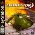 Eliminator PlayStation Front Cover