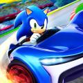 Sonic Racing iPad Front Cover