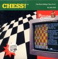 Chess! DOS Front Cover