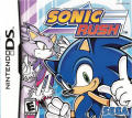 Sonic Rush Nintendo DS Front Cover