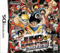Jump Superstars Nintendo DS Front Cover