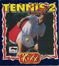 Tennis Cup 2 Amiga Front Cover