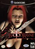 BloodRayne GameCube Front Cover