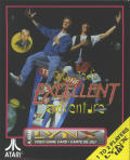 Bill & Ted's Excellent Adventure Lynx Front Cover