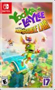 Yooka-Laylee and the Impossible Lair Nintendo Switch Front Cover
