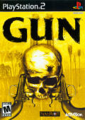 Gun PlayStation 2 Front Cover