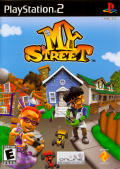 My Street PlayStation 2 Front Cover