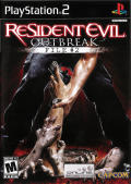 Resident Evil: Outbreak - File #2 PlayStation 2 Front Cover