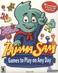 Pajama Sam: Games to Play on Any Day Macintosh Front Cover