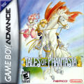Tales of Phantasia Game Boy Advance Front Cover