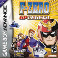 F-Zero: GP Legend Game Boy Advance Front Cover