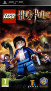 LEGO Harry Potter: Years 5-7 PSP Front Cover