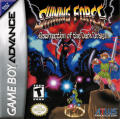 Shining Force: Resurrection of the Dark Dragon Game Boy Advance Front Cover