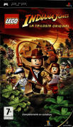 LEGO Indiana Jones: The Original Adventures PSP Front Cover