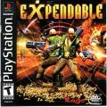 Millennium Soldier: Expendable PlayStation Front Cover