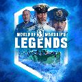 World of Warships: Legends - Iwaki Typhoon PlayStation 4 Front Cover