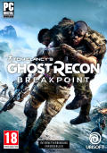 Tom Clancy's Ghost Recon: Breakpoint Windows Front Cover