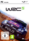 WRC 5 Windows Front Cover