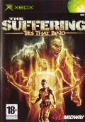 The Suffering: Ties That Bind Xbox Front Cover