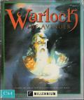Warlock: The Avenger Commodore 64 Front Cover