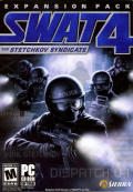SWAT 4: The Stetchkov Syndicate Windows Front Cover