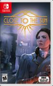 Close to the Sun Nintendo Switch Front Cover