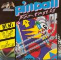 Pinball Fantasies Amiga CD32 Front Cover