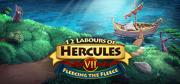 12 Labours of Hercules VII: Fleecing the Fleece (Collector's Edition) Macintosh Front Cover