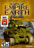 Empire Earth II Windows Front Cover