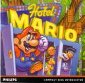 Hotel Mario CD-i Front Cover