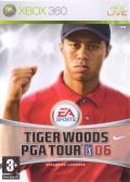 Tiger Woods PGA Tour 06 Xbox 360 Front Cover