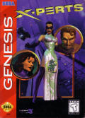 X-Perts Genesis Front Cover