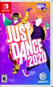 Just Dance 2020 Nintendo Switch Front Cover