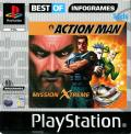 Action Man: Operation Extreme PlayStation Front Cover