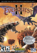 EverQuest II: Kingdom of Sky Windows Front Cover
