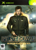 Pilot Down: Behind Enemy Lines Xbox Front Cover
