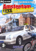 Amsterdam Taxi Madness Windows Front Cover