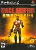 Mace Griffin: Bounty Hunter PlayStation 2 Front Cover