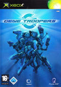 Gene Troopers Xbox Front Cover