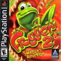 Frogger 2: Swampy's Revenge PlayStation Front Cover