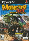 Monster 4x4: Masters of Metal PlayStation 2 Front Cover