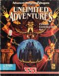 Unlimited Adventures DOS Front Cover