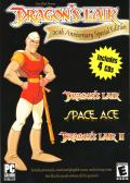Dragon's Lair: 20th Anniversary Special Edition Windows Front Cover
