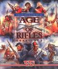 Wargame Construction Set III: Age of Rifles 1846-1905 DOS Front Cover