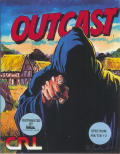 Outcast ZX Spectrum Front Cover