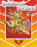 Soldier of Fortune ZX Spectrum Front Cover