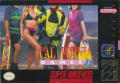 California Games II SNES Front Cover