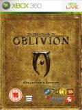 The Elder Scrolls IV: Oblivion (Collector's Edition) Xbox 360 Front Cover