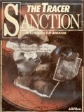The Tracer Sanction PC Booter Front Cover