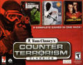 Tom Clancy's Counter Terrorism Classics Windows Front Cover